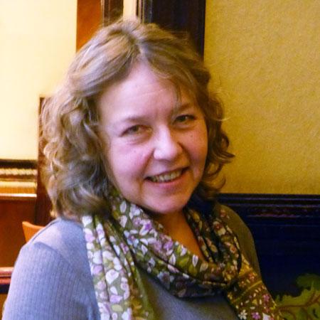 Hon. Treasurer - Ursula Klinger